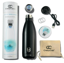 Load image into Gallery viewer, CrazyCap - Best Water Filtration Bottle (Delivery Date: 10 June)