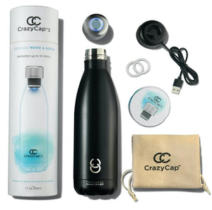 CrazyCap - Best Water Filtration Bottle (Delivery Date: 10 June)