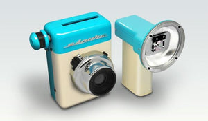Escura Instant 60s - Hand-powered Instant Camera (Delivery Date: 10 June)