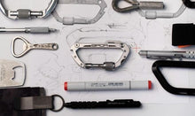 Load image into Gallery viewer, GPCA - The Minimalist Utility Carabiner (Delivery Date: 10 June)