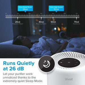 Levoit - Vista 200 True HEPA Air Purifier (Delivery Date: 10 June)