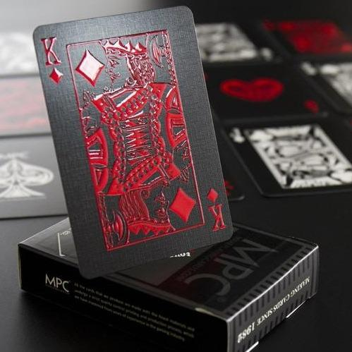 Make Playing Cards - Raised UV Ink Playing Cards (Delivery Date: 10 June)