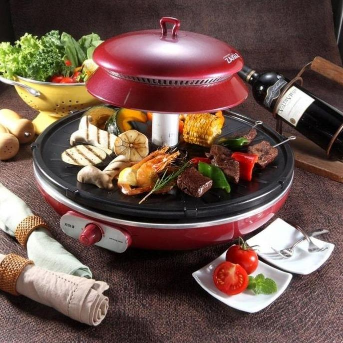 Zaigle - Well-Being Infrared Cooker (Delivery Date: 10 June)