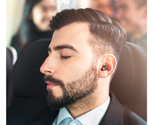 QuietOn Sleep - Active Noise Cancelling Earplugs (Delivery Date: 10 June)