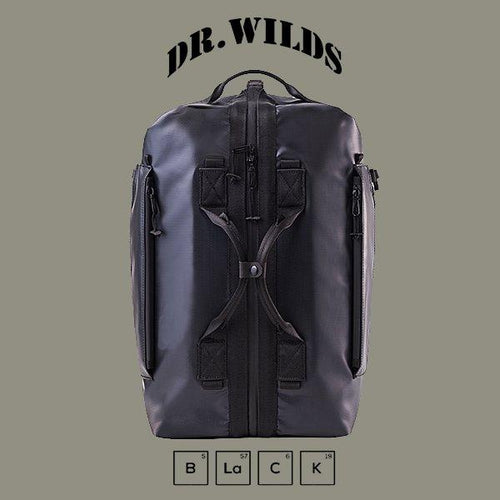 *Flash Deal* Dr.Wilds - The Adventurer Doctor's Bag (Black Series)