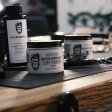 Load image into Gallery viewer, Slick Gorilla - Clay Pomade (Delivery Date: 10 June)