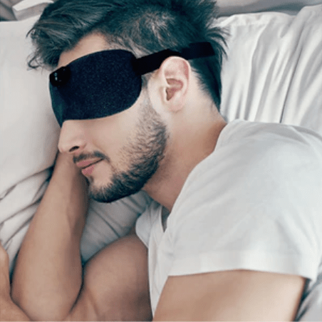 Snore Circle - Smart Anti-Snoring Eye Mask (Delivery Date: 10 June)