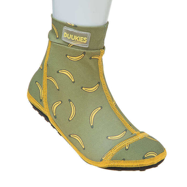 Bananas Green Yellow