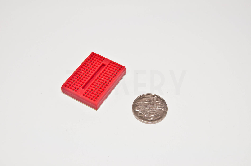 170 Hole Solderless Breadboard