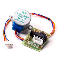 28BYJ-48 Stepper Motor with Driver