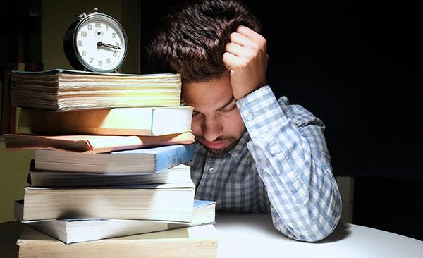 Exam Stress and How To Successfully Deal With It
