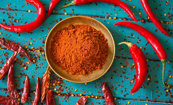 The Many Health Benefits of Red Chilli