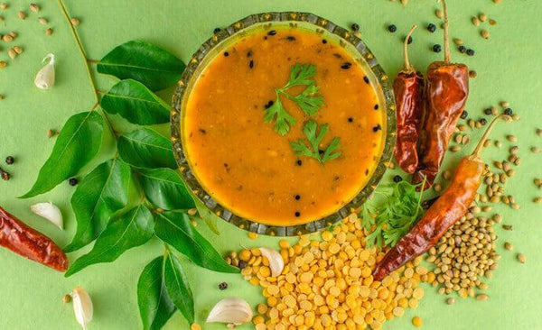 How nutritious is the everyday dal?