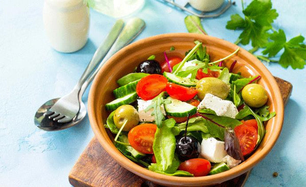 Healthy and Wholesome Summer Salads