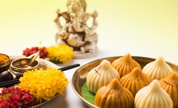 Modak: A Mix of Old, New and Healthy Ideas
