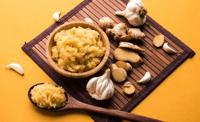 The Benefits Of Ginger Garlic Paste: A Fridge Essential