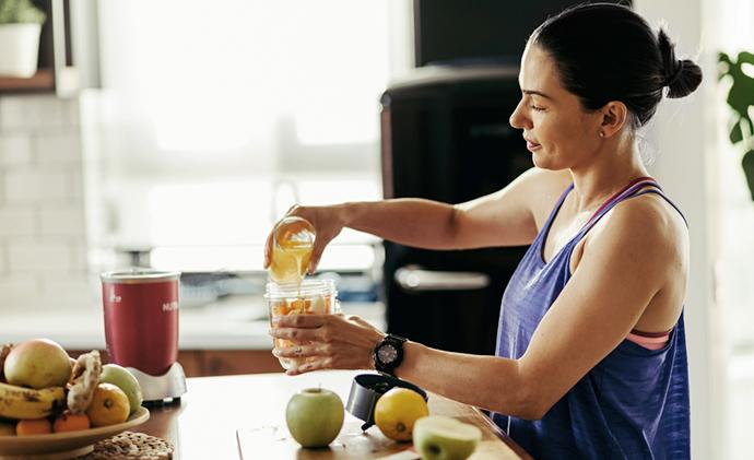 The Right Nutrition For Female Athletes