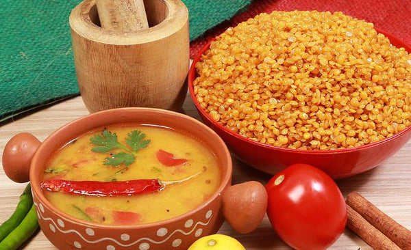 Staying Lean With Arhar / Toor Dal