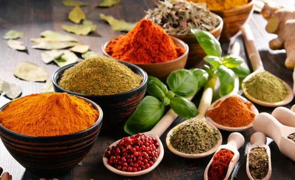 Where Do Spices Come From?
