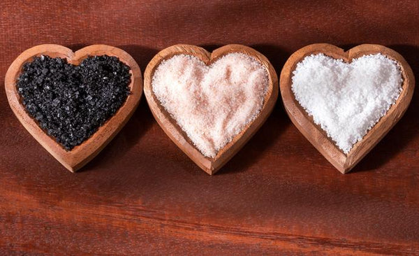 Rock salt, black salt, and their benefits to the human body