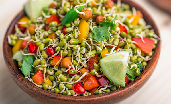 Sprouts And Health Benefits – Which Beans And Dals Can You Sprout?