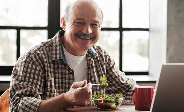 Ideal Diet for Senior Citizens
