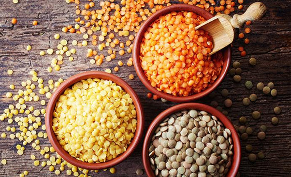 Why is Unpolished Dal Good For Your Health?