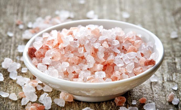 Unravelling the benefits of Himalayan Rock Salt