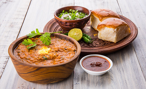 Tata Sampann Recipes: Pav Bhaji by Bharatz Kitchen