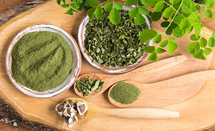 Foods we take for granted- Moringa, a superfood!