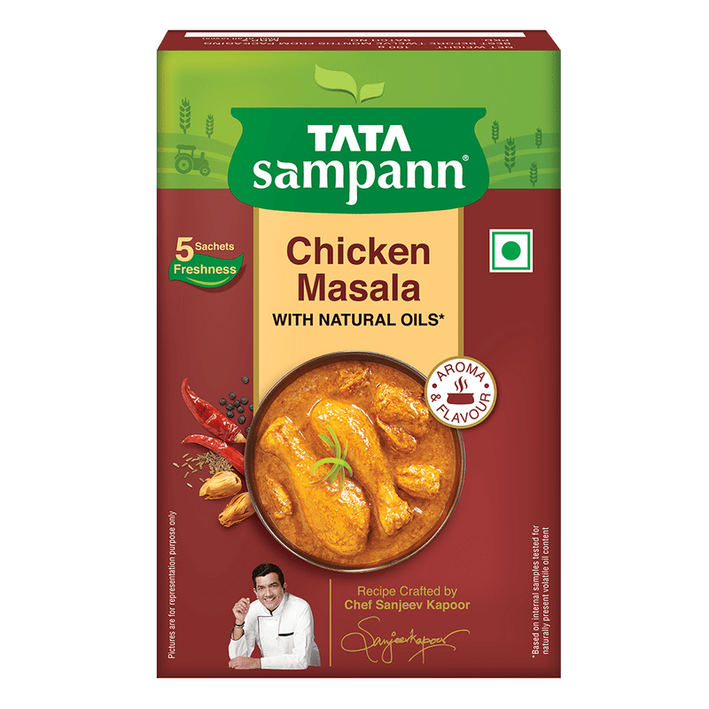 Tata Sampann Chicken Masala, 100 GM