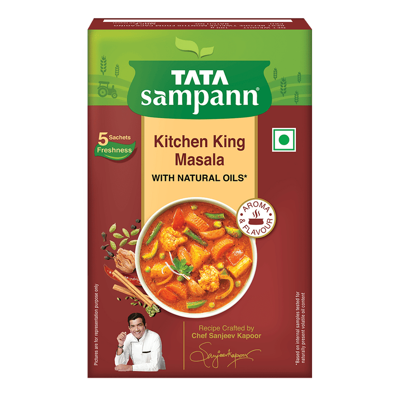 Tata Sampann Kitchen King Masala, 100 GM