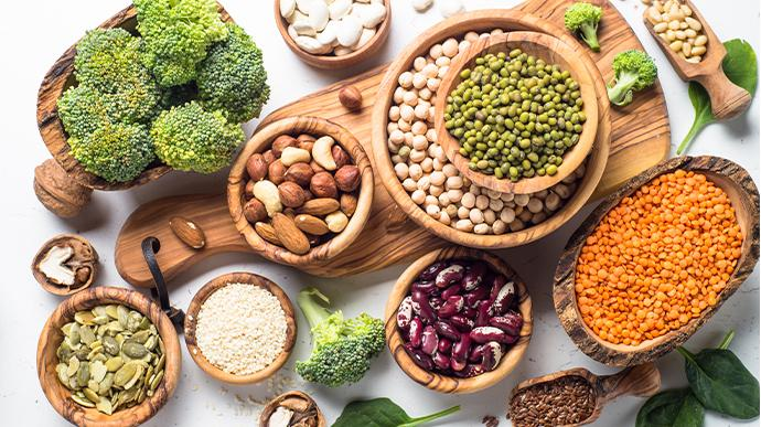 Four Ways to include Iron in your Vegetarian Diet