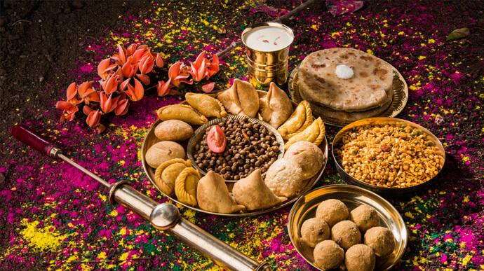 Holi Special Sweets