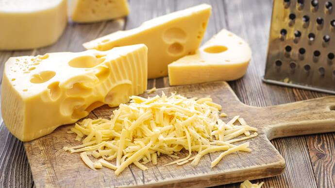 Protein snacks - Cheese