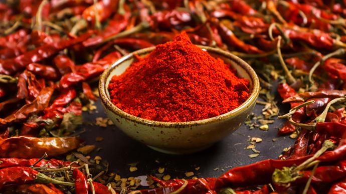 What is in Red Chili Powder