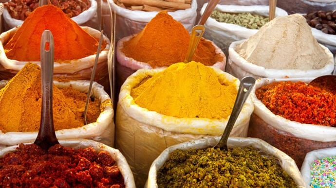 Keep and buy the right spices