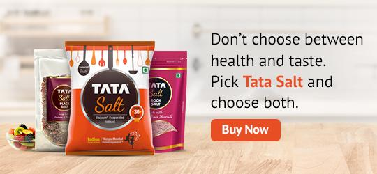 Don't choose between health and taste