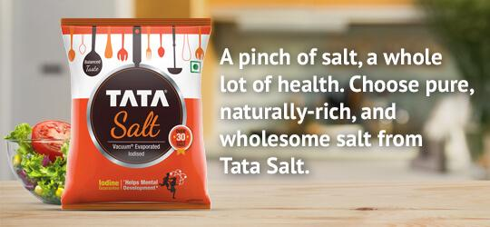 Cooking With Different Salts