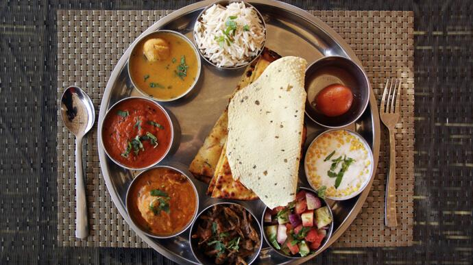 Our Traditional Thali