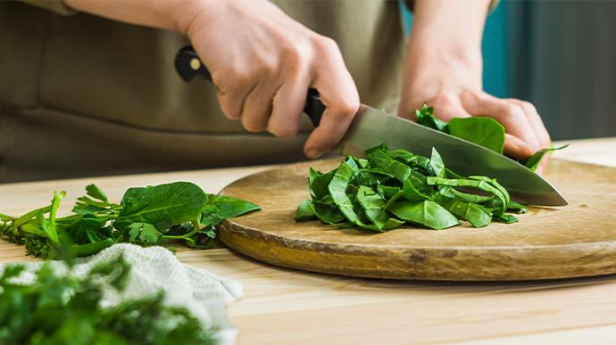Spin Some Spinach Salad
