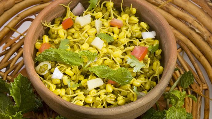 Sprouted Pulses Benefits