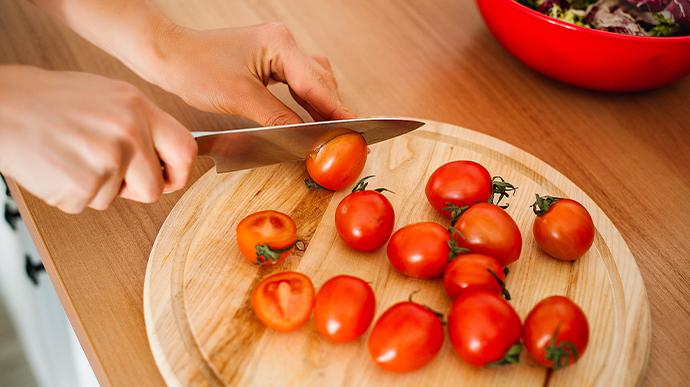 Take a Bite of Tomatoes