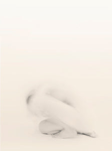 Self portrait figurative Photography. Nude female figure.  Fine Art limited edition Photograph on Hahnemühle Museum grade paper. Francesca Woodman, Whitewall, Lumas