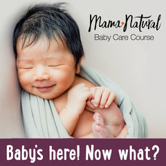 The Mama Natural Baby Care Course