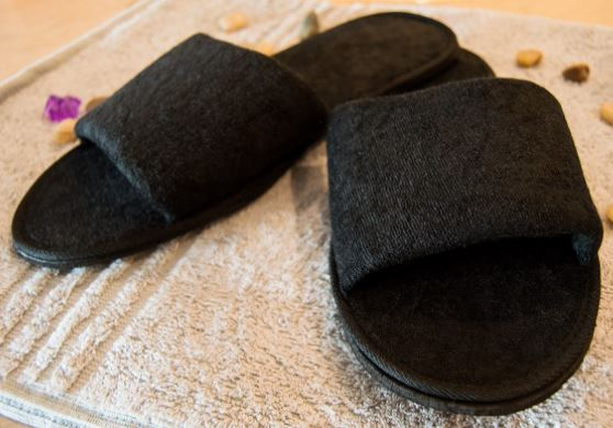 Toweling Slippers