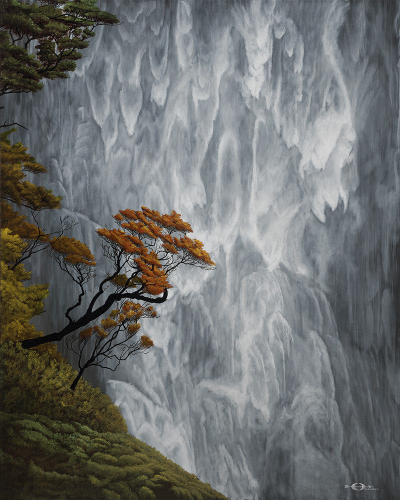 "Passion Falls <div class=""giclee"">giclee print</div>"