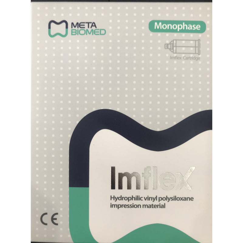 Imflex Monophase (50ml cartridge x2, mixing tips x6)