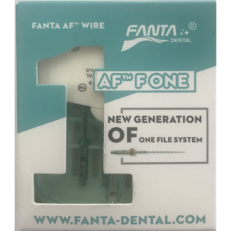 AF F ONE, Open file(#17/12)+F3(#35/04), 21mm 4pcs/box