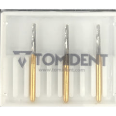Carbide FG Bur (016 Non cutting tip) 3 pieces per pack EndoZ